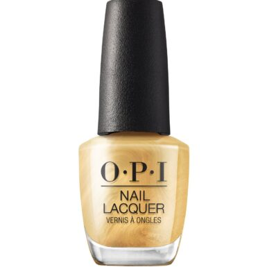 OPI Holiday Shine Bright Nail Lacquer Nagellack This Gold Sleighs Me