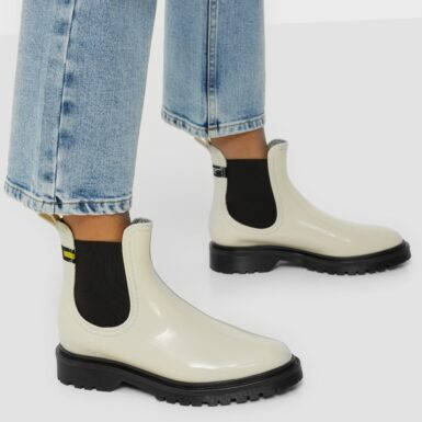 Lemon Jelly Maren Flat Boots Cotton