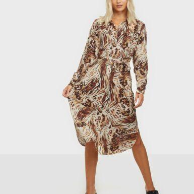 Object Collectors Item Objemerson L/S Shirt Dress 110 Loose fit dresses