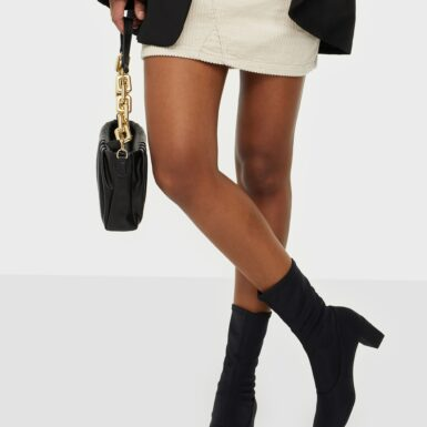 Vagabond Tessa Sock Boots Heel