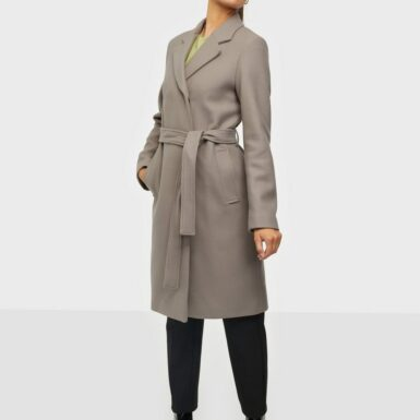 Filippa K Kaya Coat Kappor Grey