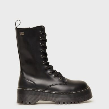 Bronx BX 1651 Groov y Flat Boots   WOUSWOUS