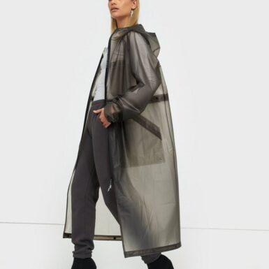 KRAKATAU Welded Long Raincoat Regnjackor