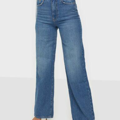 Gina Tricot Idun Wide Jeans Straight