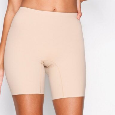 Lindex Janelle Shaping Biker Short Shaping & Support Beige