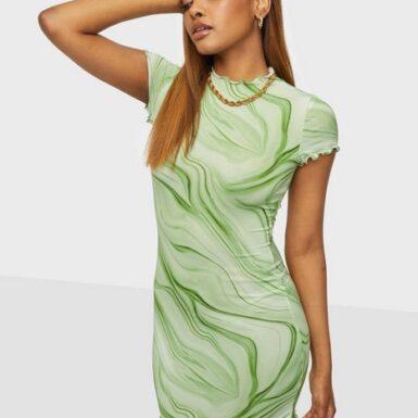 Adoore Cocktail Dress Långärmade klänningar