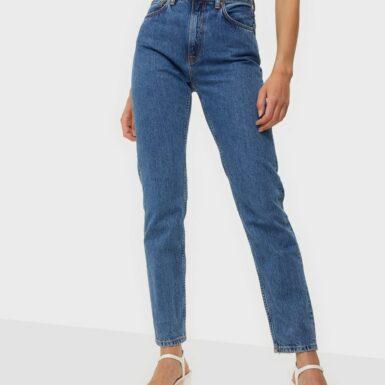 Nudie Jeans Breezy Britt Slim Blue