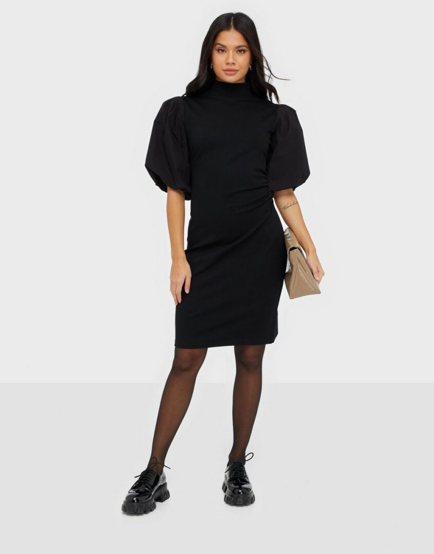 Gestuz BimaGZ turtleneck dress Fodralklänningar