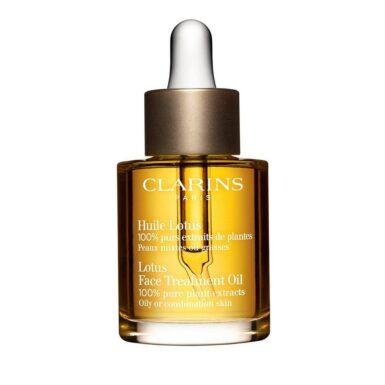 Clarins Lotus Face Treatment Oil Oljor & Serum