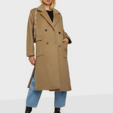 Selected Femme Slfelement Wool Coat B Kappor