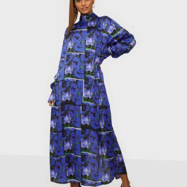 Dagmar Sara print Loose fit dresses