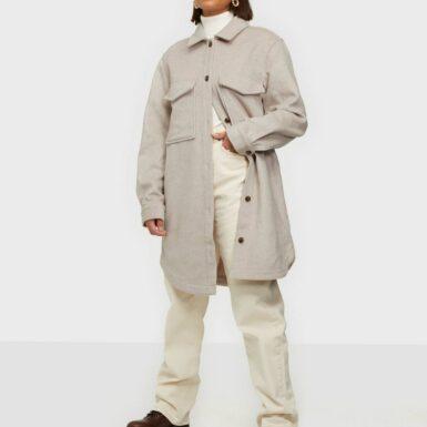 Object Collectors Item Objnew Vera Owen Long Coat 112 Kappor Incense